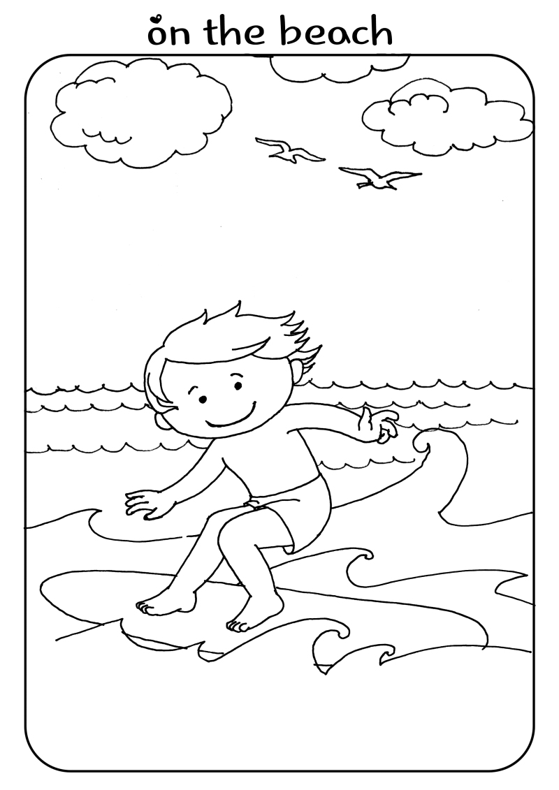 beach-coloring-page-kids-activity-surfing-boy
