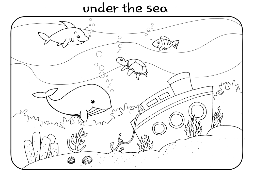 under the sea 3